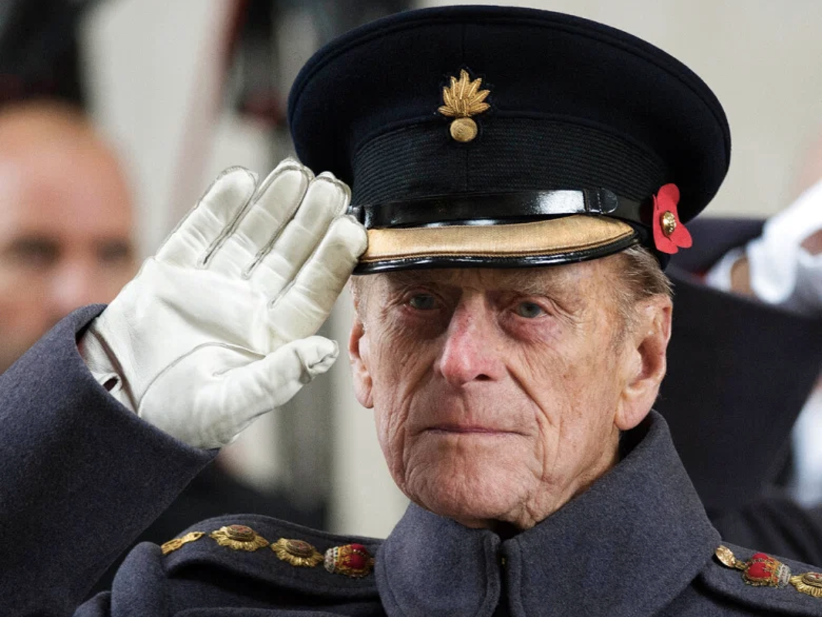 No Military Uniform for Royals on Prince Philip's Funeral