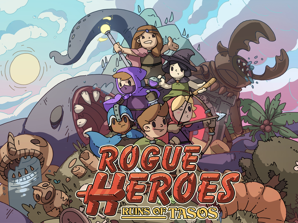 Review on Rogue of Heroes: Ruins of Tasos Game