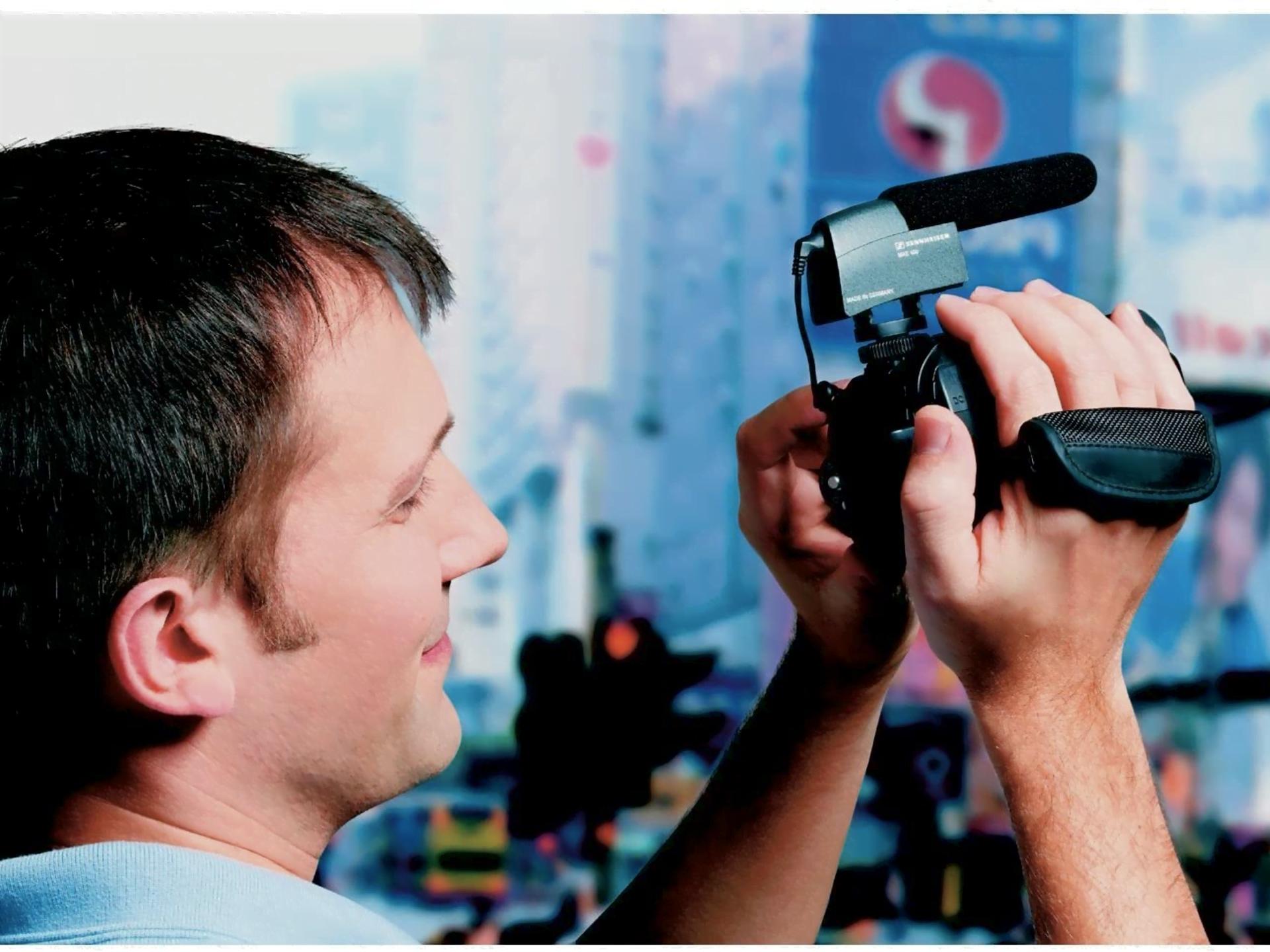 Sennheiser MKE 400 Shotgun Microphone review: The Best In-Camera Microphone