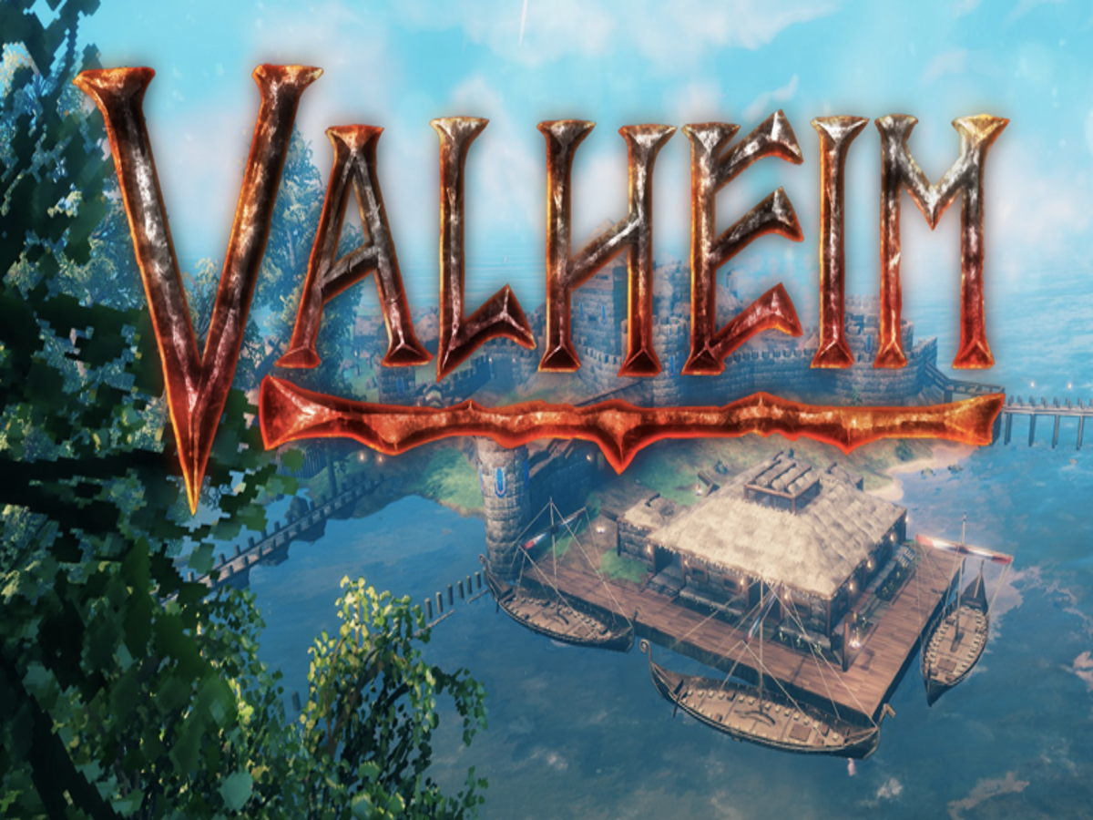 Valheim Game Review – Colorful and Lively Survival Game