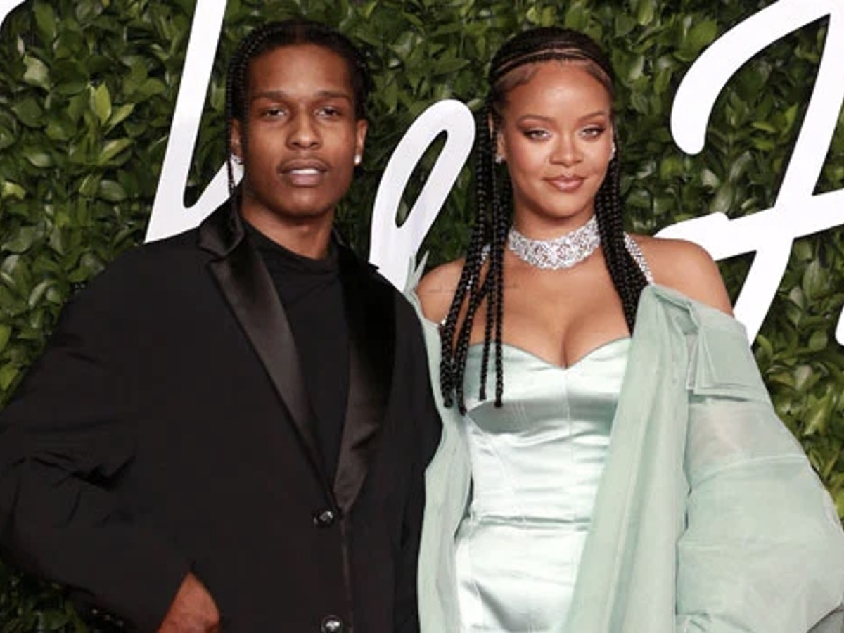 Rihanna and ASAP Rocky Romance Is Still Going Strong