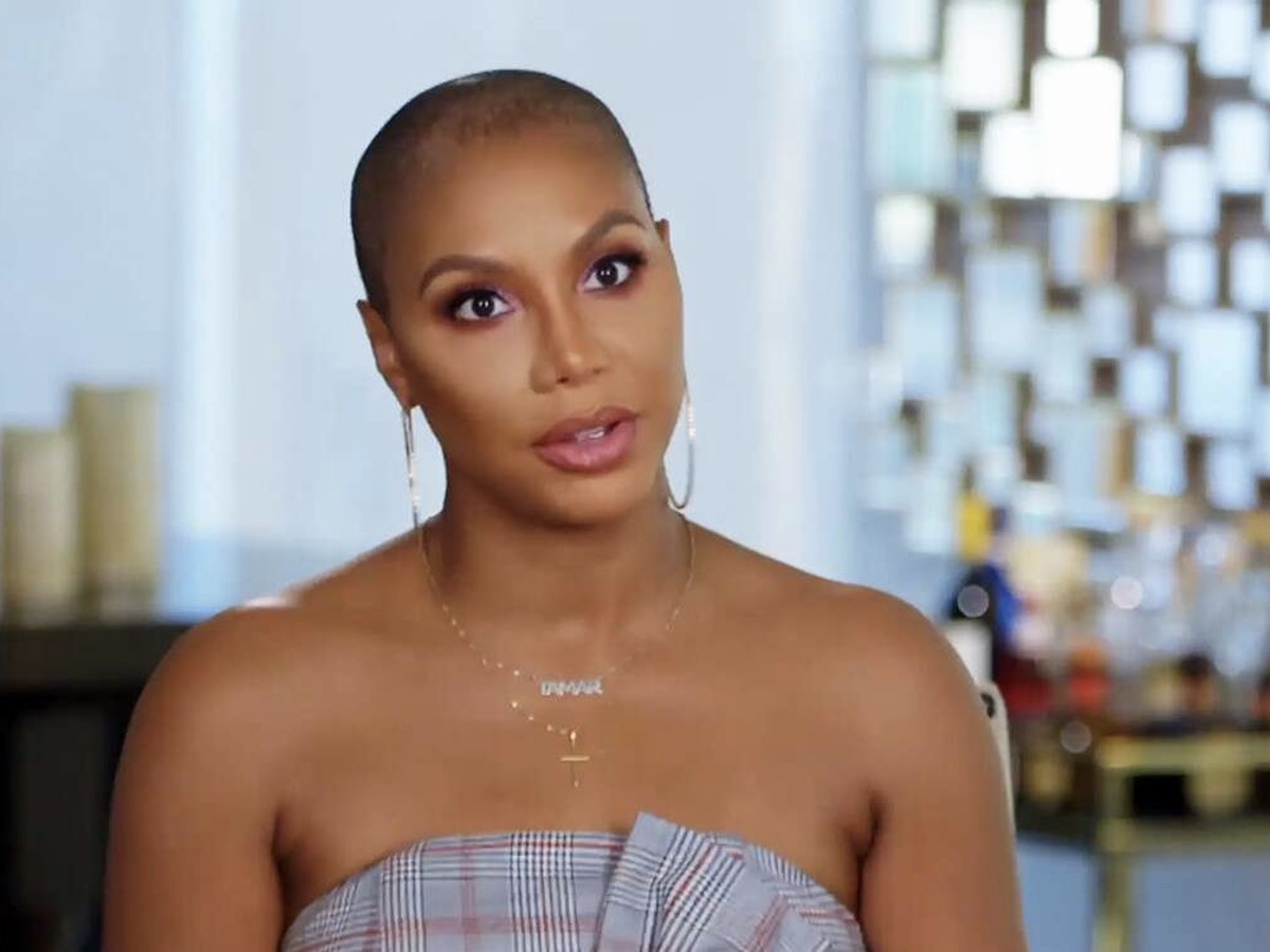 Tamar Braxton Posts Touching Message on National Sister Day